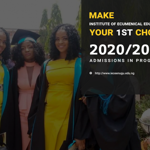 RESUMPTION FOR 2020/2021 ACADEMIC YEAR