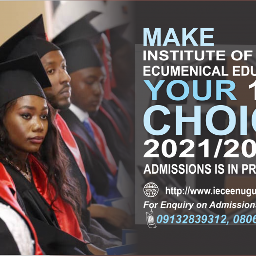2021/2022 Admissions is in Progress